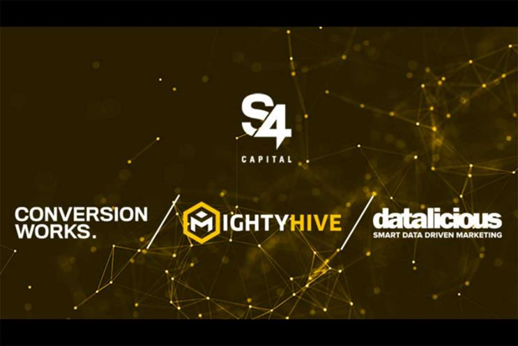 S4: new purchases will become part of MightyHive