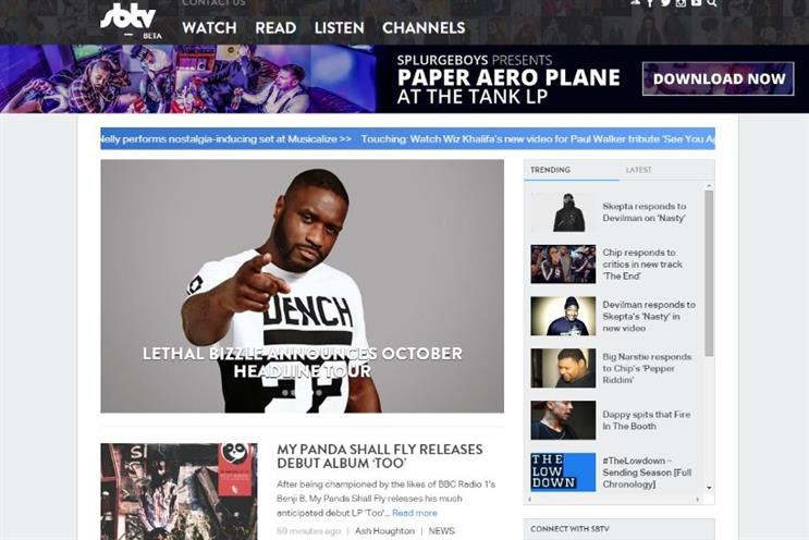 SBTV is a youth media platform that grew off the back of YouTube