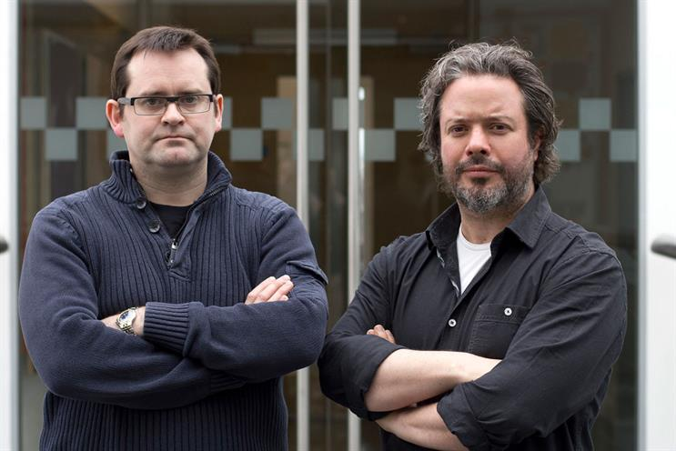 """Gordon and Rolfe: """"Working at Rapp is like working with the world's biggest tool box"""""""