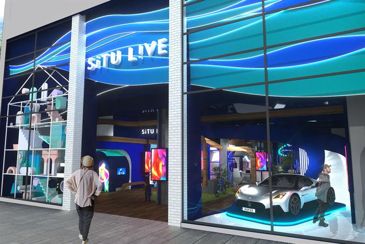 Experiential store: Situ Live will open in spring 2021