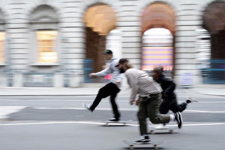 Vans: public skate sessions and pro demonstrations will take place