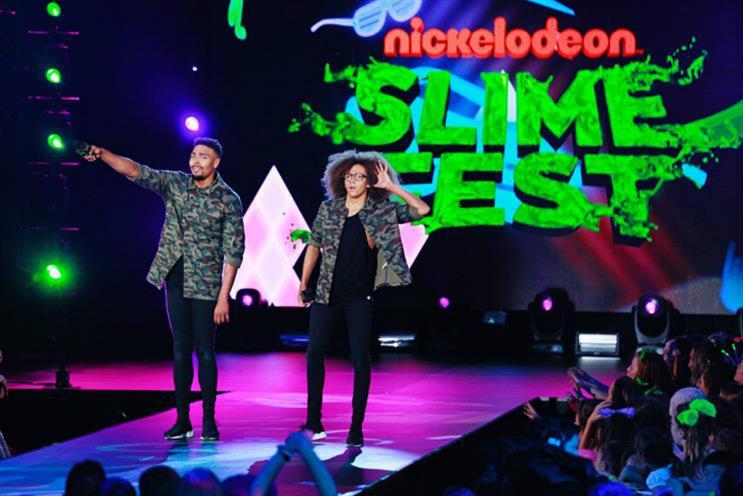 Brand Slam: Cartoon Network vs Nickelodeon
