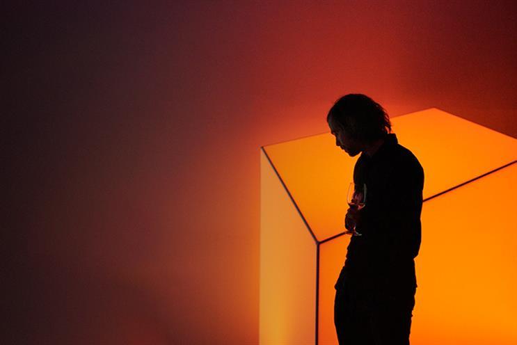 Sonos: sound visualisation experience