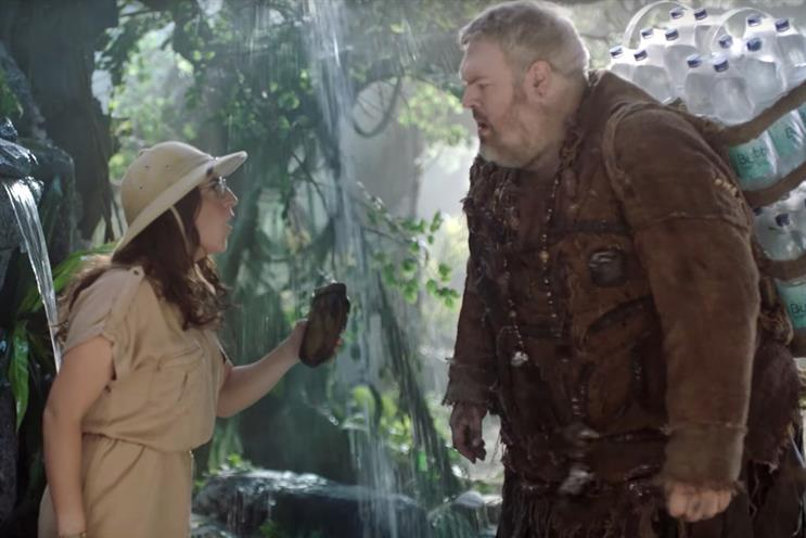 SodaStream: latest ad features Mayim Bialik and Game of Thrones' Kristian Nairn