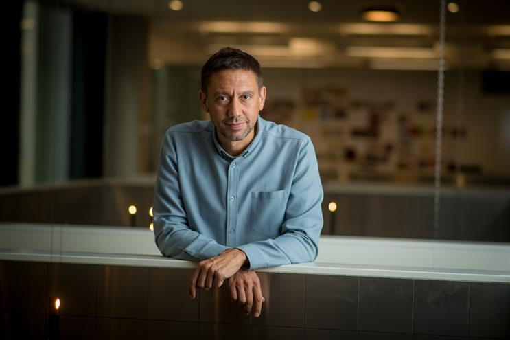 Guillermo Vega: takes London CCO position