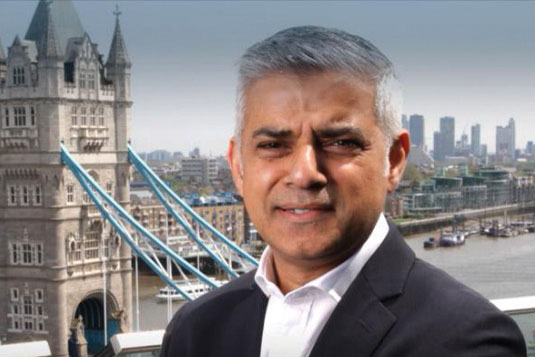 Khan: capital is 'open for business'