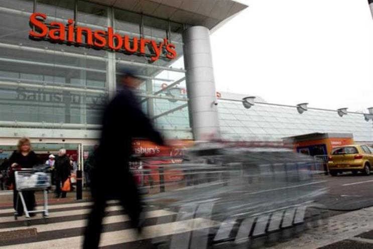 Sainsbury's: reports first loss in nearly 10 years at £72m