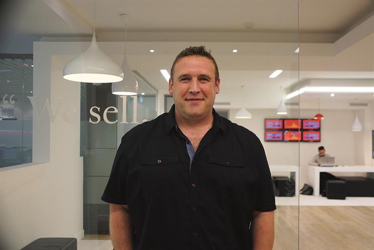 Sam Cartmell: new creative partner at Ogilvy & Mather London