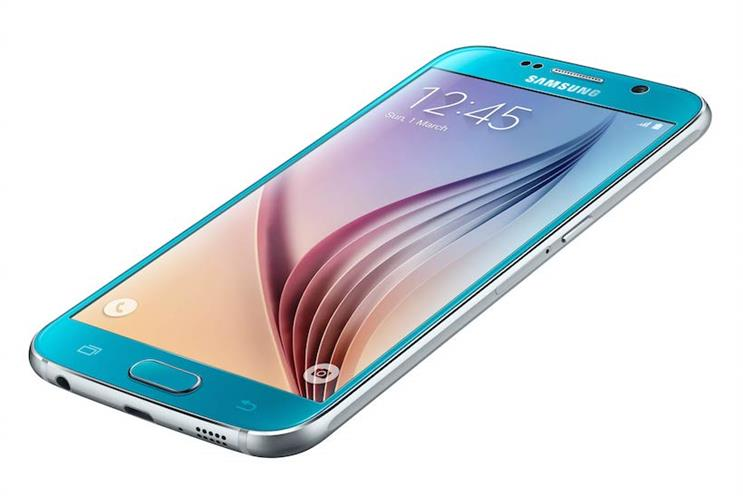 Samsung S6: model will include a Samsung Pay app