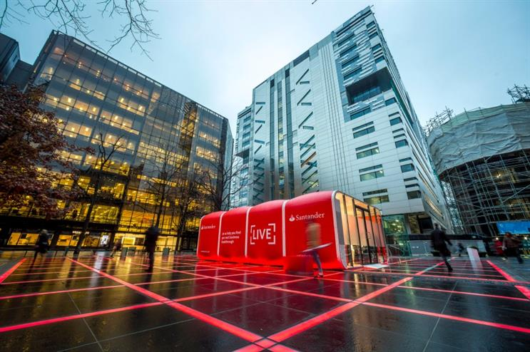 Santander's Breakthrough Box delivers masterclasses and seminars for SME owners