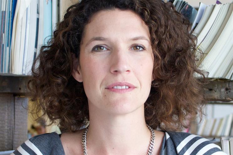 Sara Tate: managing director, Mother