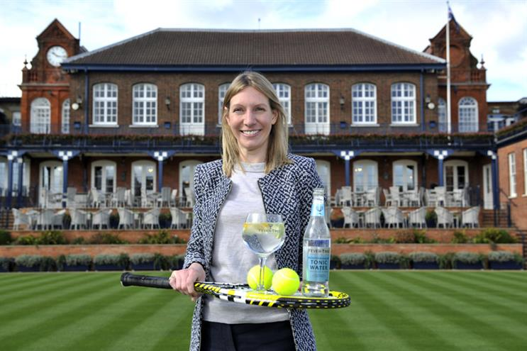 Queen's Club: Fever-Tree marketing director Saskia Meyer
