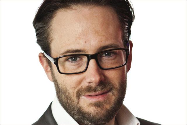 Caspar Schlickum: chief executive of Xaxis EMEA