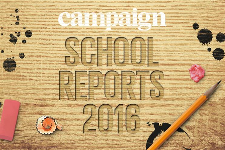 Welcome to Campaign's School Reports 2016