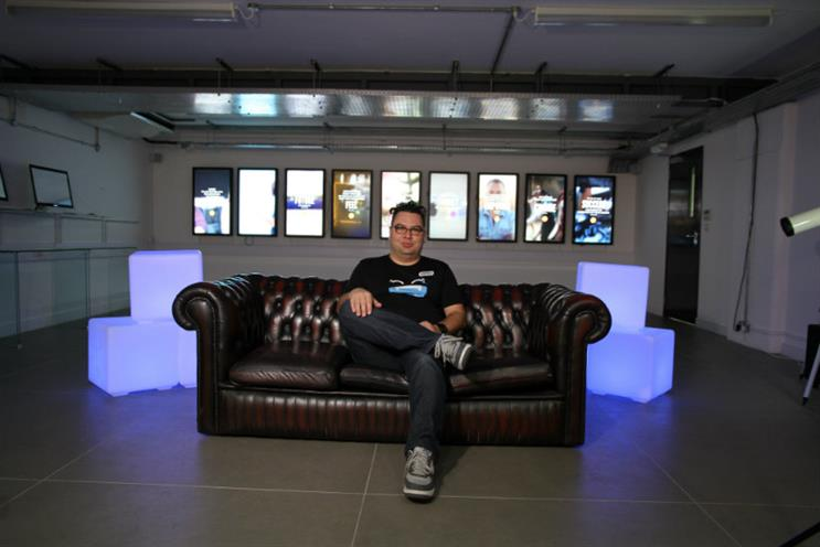 Unruly: co-founder and chief strategy officer Scott Button