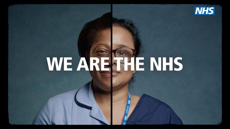 2020 Grand Prix winner: Mediahub for NHS England