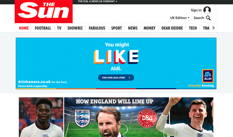 Nucleus will maximise value of News UK's direct relationships with its 36.5 million-strong audience