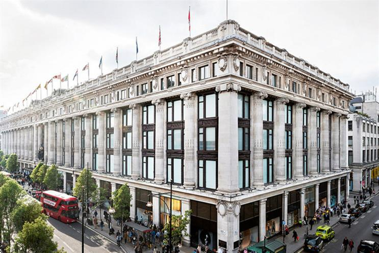 Selfridges: London flagship will host event