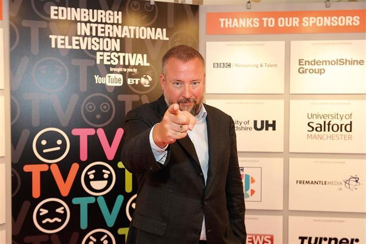 Vice Media's Shane Smith predicted an M&A media 'bloodbath'