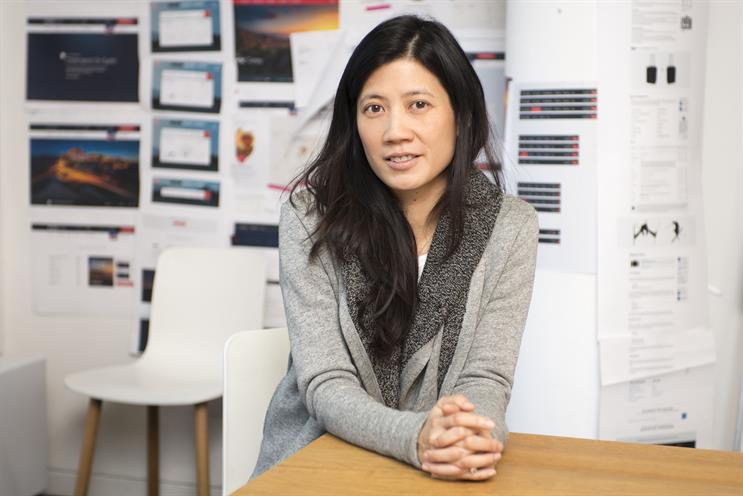 Shirley Au: the president and chief operating officer at Huge