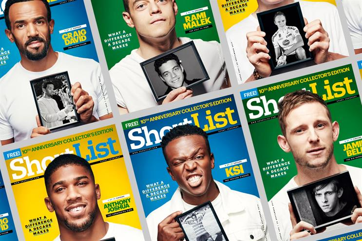 The Stylist Group: rebranded from Shortlist Media after closure of men's title