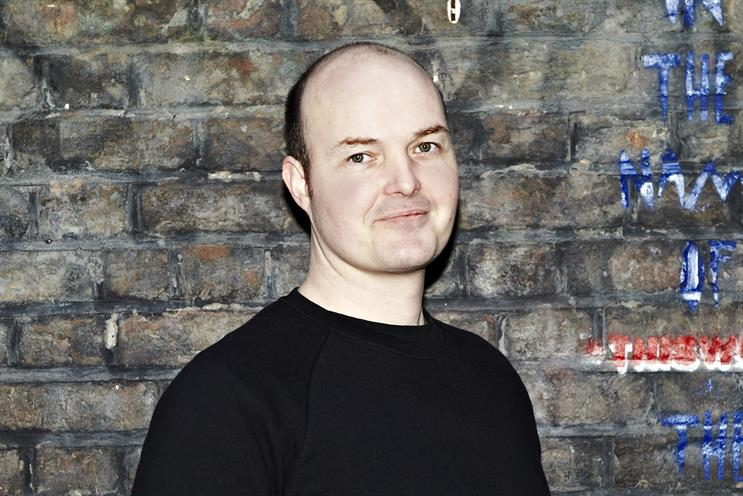 Simon Kearney: he has joined 4Sales