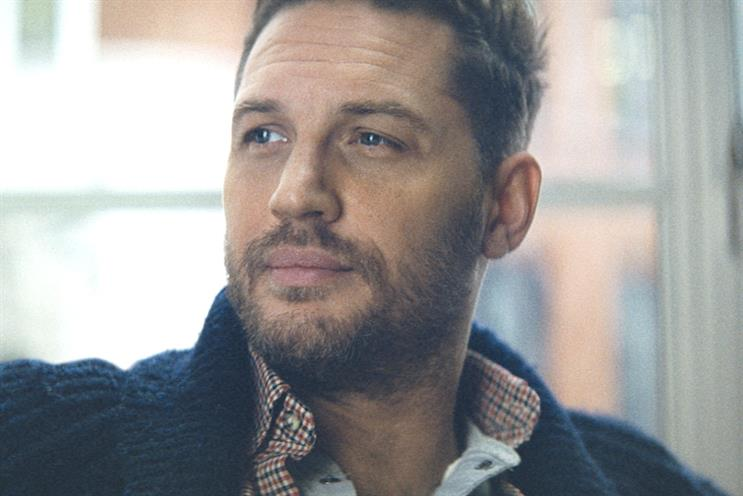 Sky Mobile: Tom Hardy stars in TV campaign