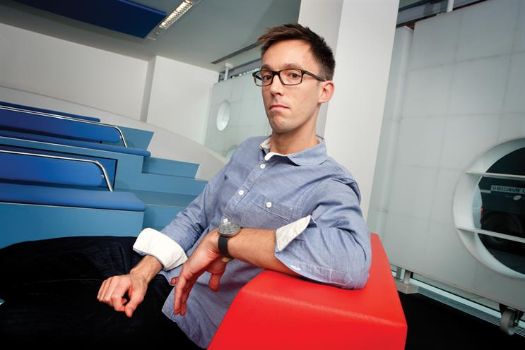 Smith: moves from Isobar