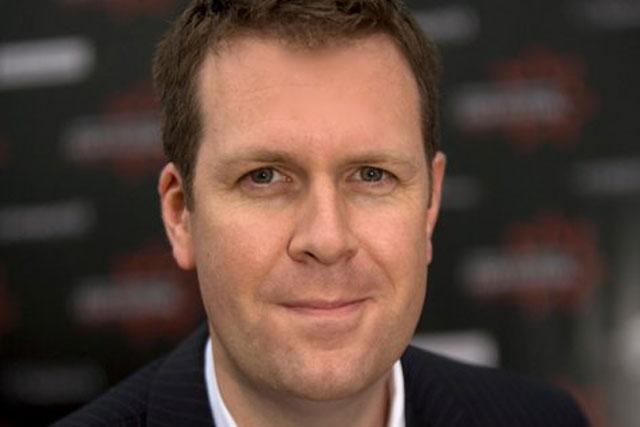 Matt Smith: head of production at Tech TV