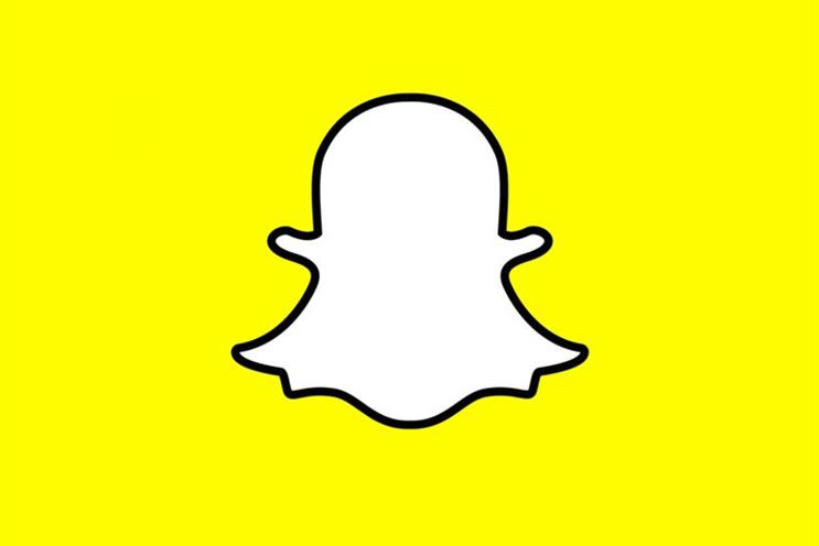 Snapchat: has agreed to produce content from Viacom-owned MTV events