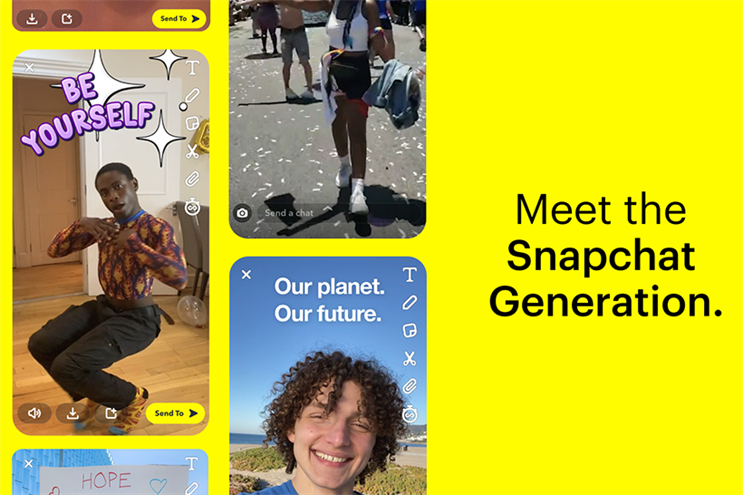 Five reasons to engage the Snapchat generation