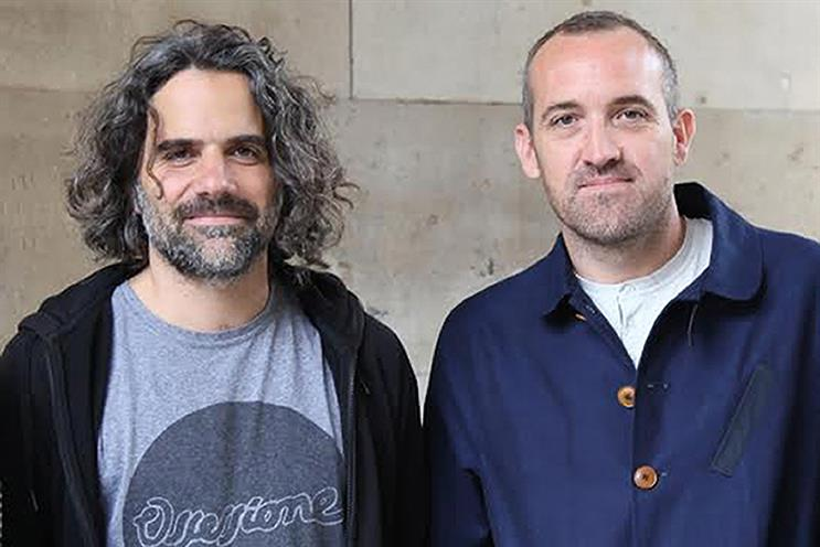 101 London: Sola (l) will lead creative department with Elwood