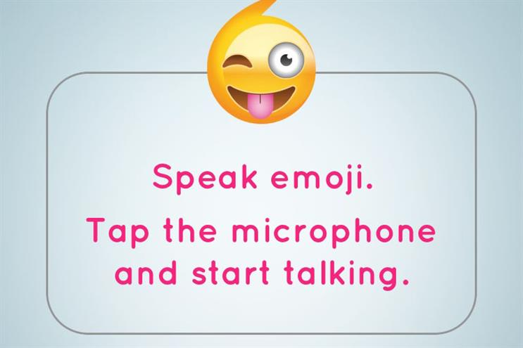 SpeakEmoji: SapientNitro launches emoji translator