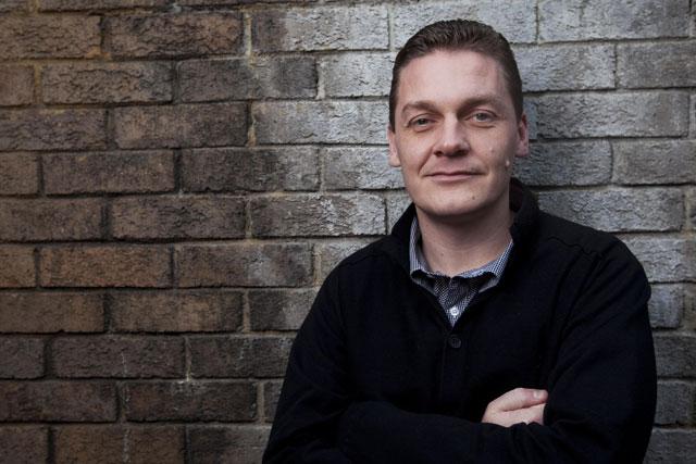 Spencer McHugh, director of brand marketing at EE