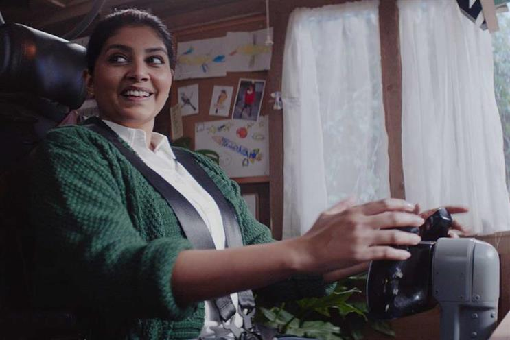 Starling: Wonderhood Studios created last year's campaign 'Helping business fly'