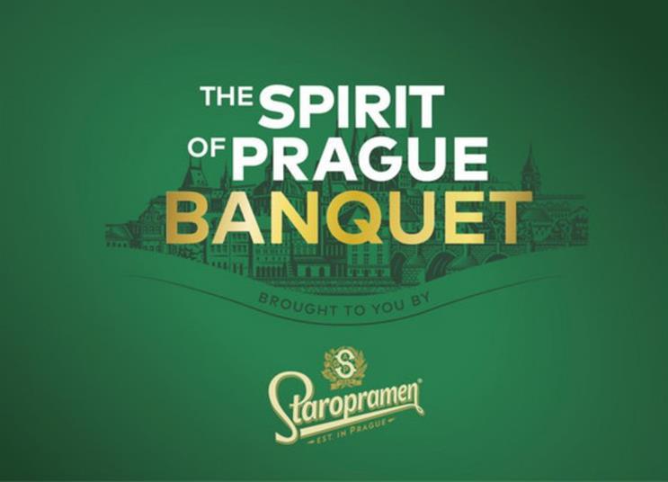 Staropramen to host immersive banquet experience