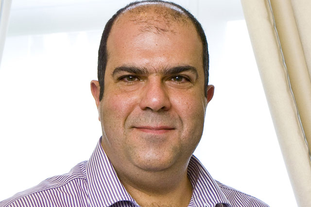 Sir Stelios Haji-Ioannou: unveils plans for budget gorcery store business (photo: Julian Dodd)