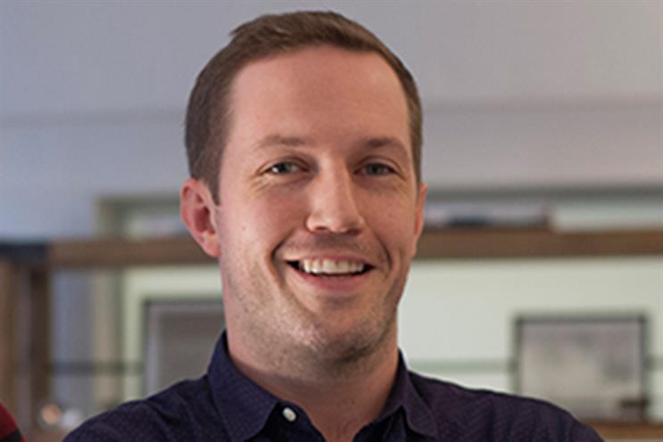 Daniel Scott-Croxford: leading Stink's content arm