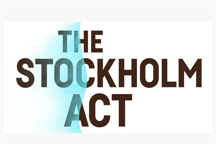 Electrolux: partnering with The Stockholm Act