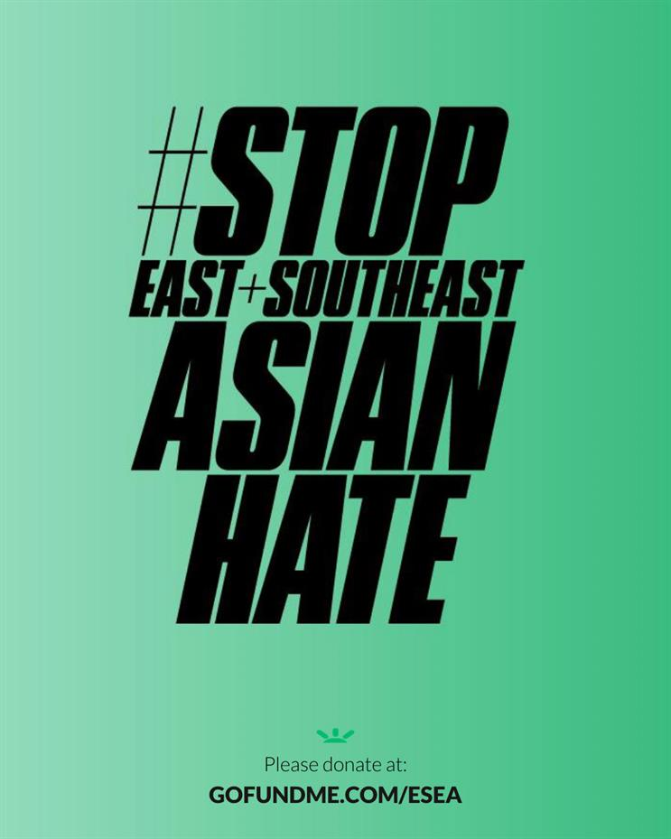 Stop Asian Hate: campaign hub provides more information and resource