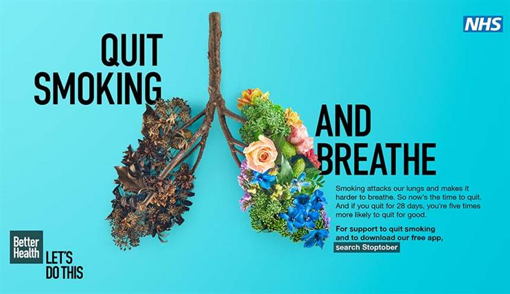 Stoptober: launched against backdrop of pandemic