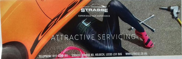 Strasse: argued that model was empowered by power tools