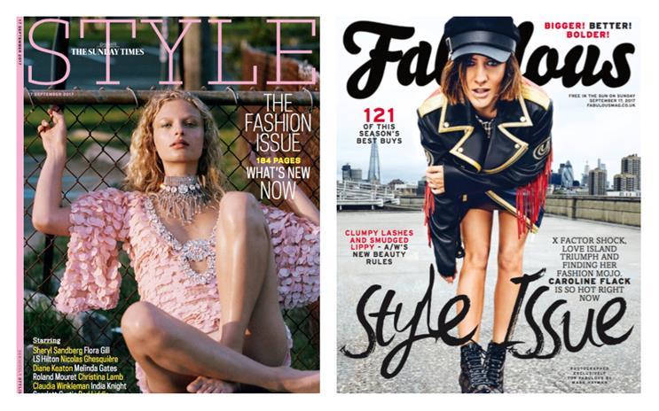 News UK relaunches Style and Fabulous with seven-day content