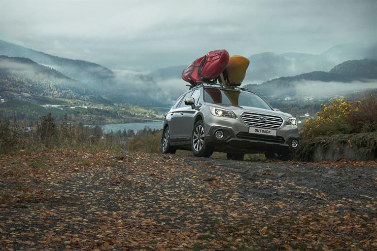 Subaru in talks with creative agencies