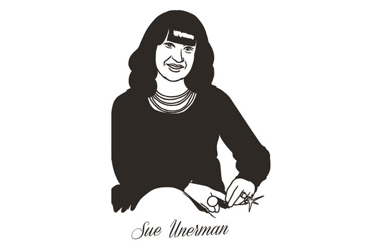 Sue Unerman: the chief strategy officer at MediaCom