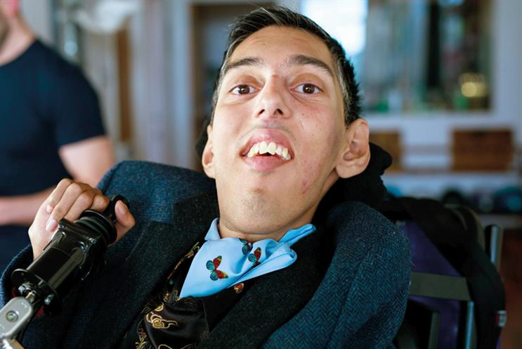 Think different: How ThisAbility's Khan is promoting creative disabled talent
