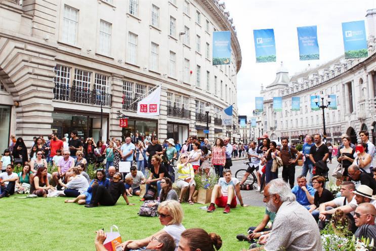 Summer Streets Festival returns to Regent Street