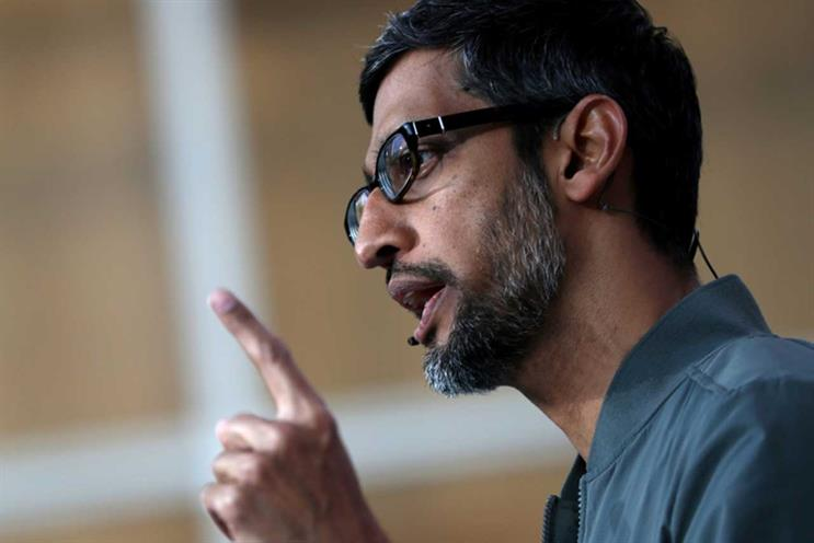 Pichai: warned that other cuts would be made