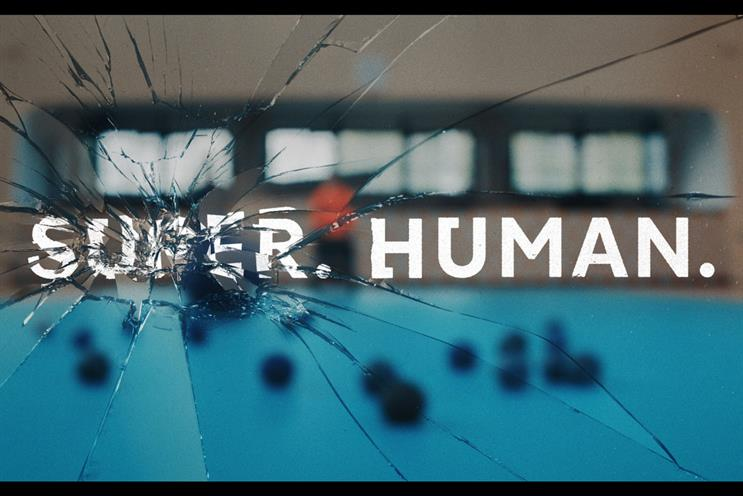 """Rising to the remit: C4's """"Super.Human."""" wins gold for TV creativity"""