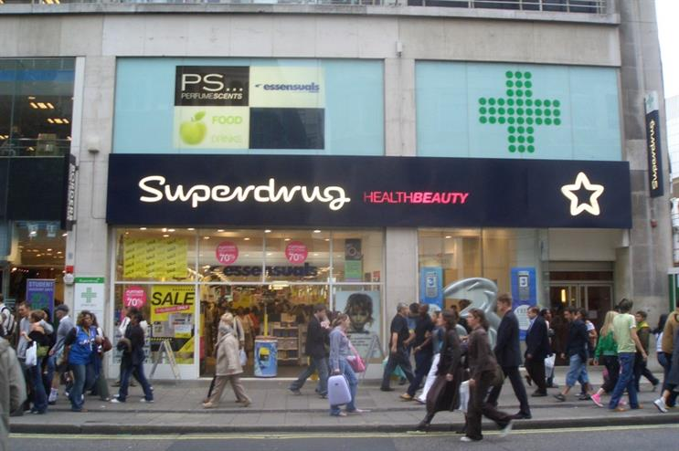 N2O re-appointed by Superdrug to manage experiential activity